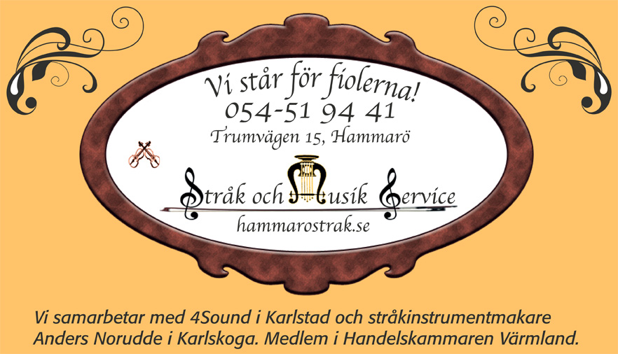 Violiner i Sverige